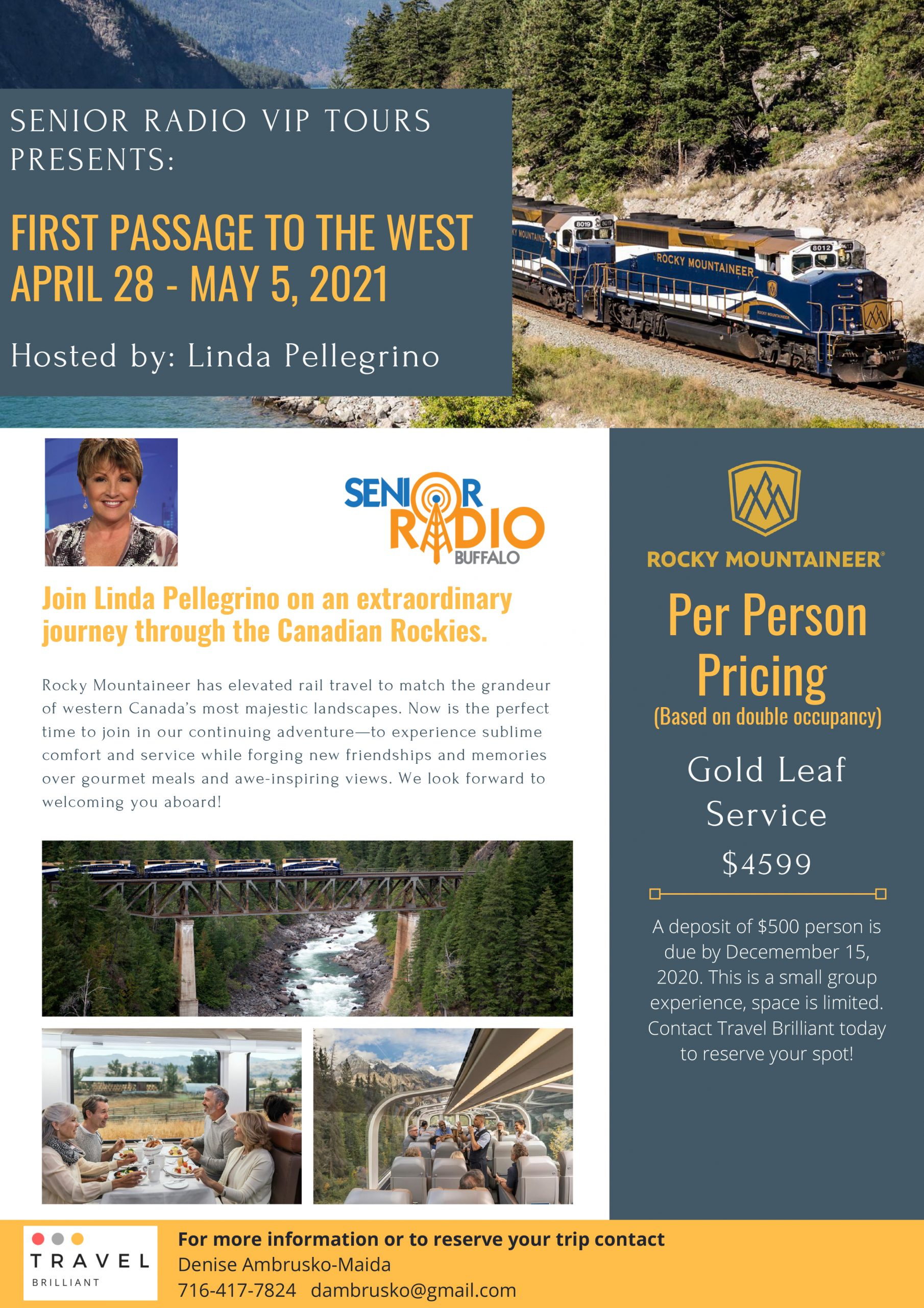 First PAssage to the West Flyer